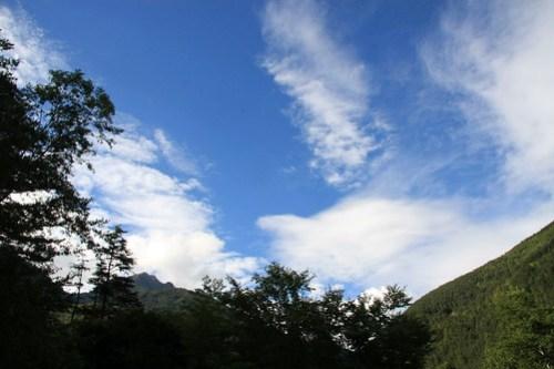 06.08 / 16:11 / 下山才藍天