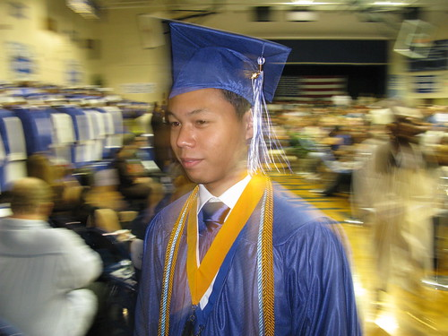 EHS Class Of 2008 Valedictorian Bryant Yik Walks Into A Bright Future An Exceptional Student Athlete Great Young Man It Was Privilege To Have