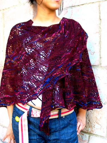 The Cloisters shawl