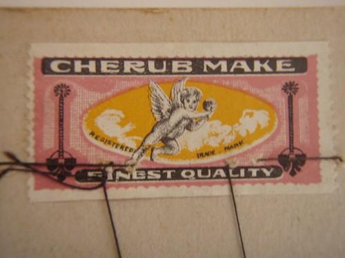 cherub make