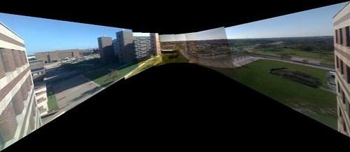 UB panorama shot