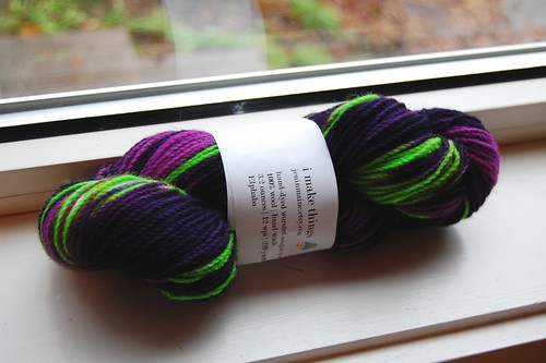 Elphaba - Custom dyejob