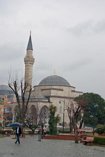 Firuz ağa camii, Sultanahmet, İstanbul, Pentax K10d