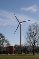 Wind turbine at DKIT