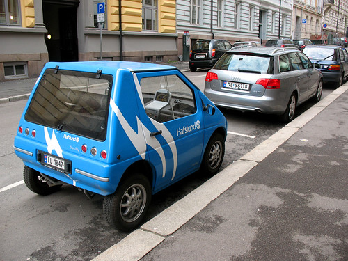 buddy electric car