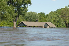 Flooding in Iowa