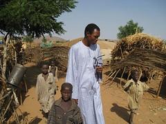 Bouba in camp Djabal