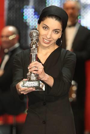 Samira Makhmalbaf-Premio Especial del Jurado por ti.