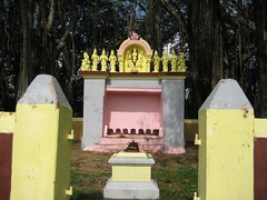 Front side of Kanni koil