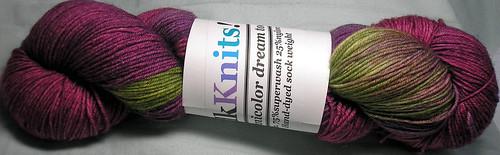 Shady Fibers yarn (2)