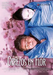Cartel-Cerezos en flor