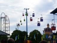 Cedar Point - Sky Ride