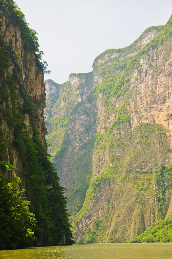 The Sumidero Canyon