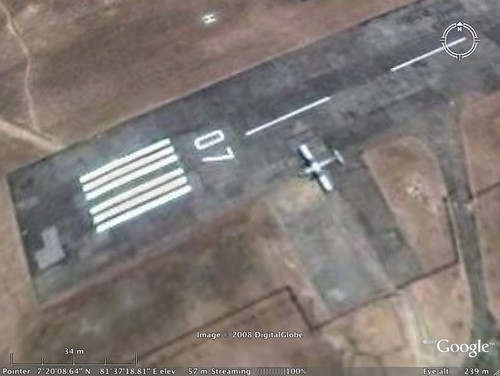 Ampara Air Force Base tarmac