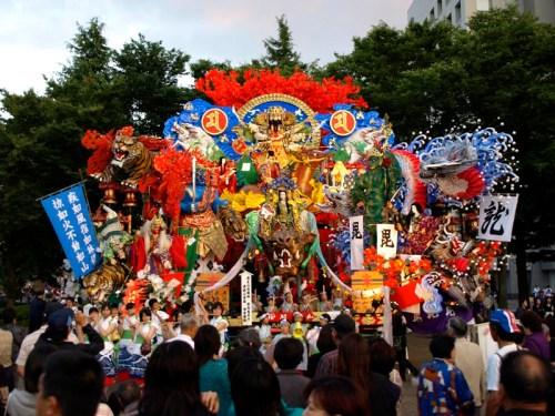 2007_三社大祭_八戸市職員互助会