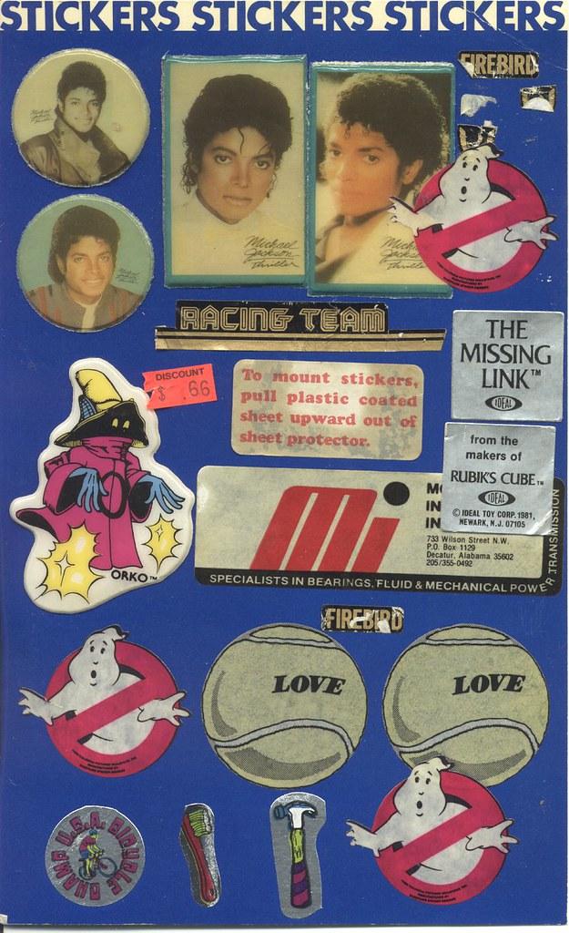 Sticker Page 2a