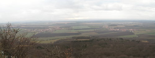 View from Řip