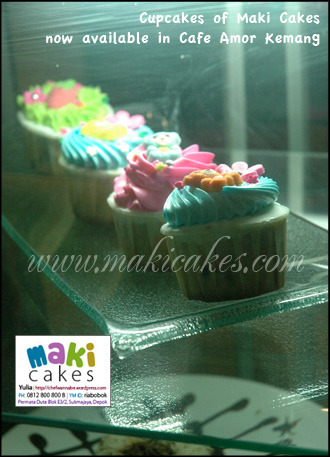 CupcakesofMakiCakes@CafeAmor_