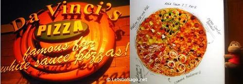 Da Vinci Pizza