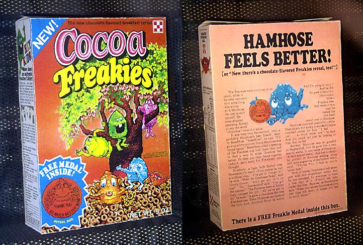 Cocoa Freakies