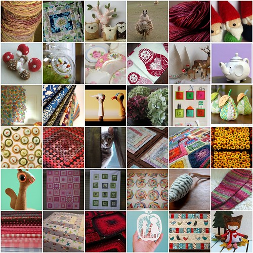 Monday Favorites 11/23/08 - Lots of Squares!