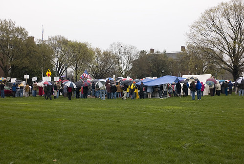 Delaware Tax Day Tea Party - Long View