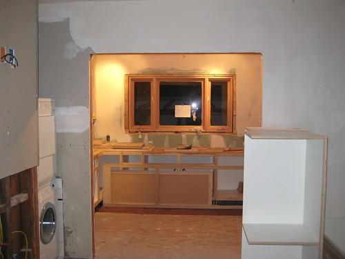 Kitchen Center View