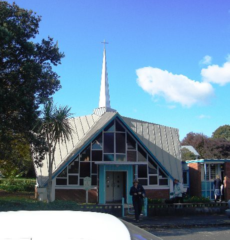 Liberal Catholic Church of St Francis, Claremont St, Auckland