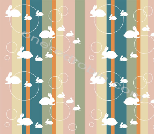 """Bunny Hop"" Pattern by j.m.aranez."