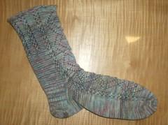 New England Socks - Sock 1