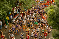 Start of the Humber Half- Marathon June 29th