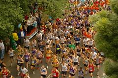 Start of the Humber Half- Marathon June 29th