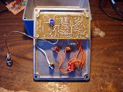 pQRP LC Meter - Internal
