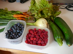 Berries & Veggies