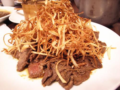 帕米爾新疆餐廳:乾扁土豆羊肉