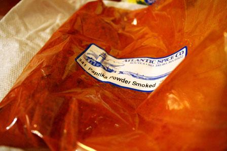 Big bag o' Smoked Paprika