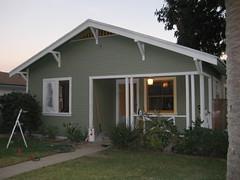 bungalow repaint