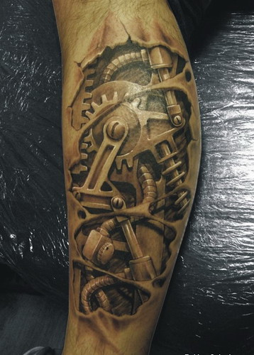 Also I love the concept of people building tattooing machines,