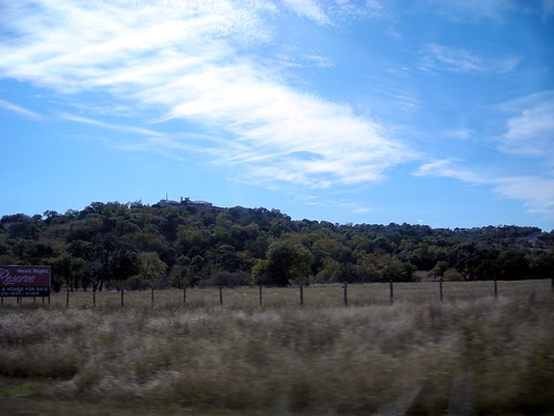 Big ol texas sky