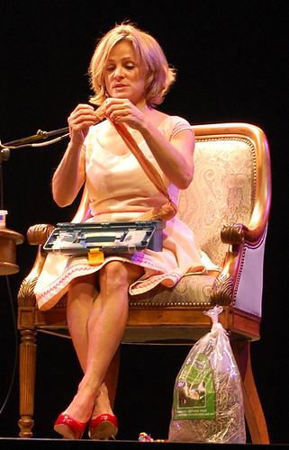 Amy Sedaris at the Weinberg
