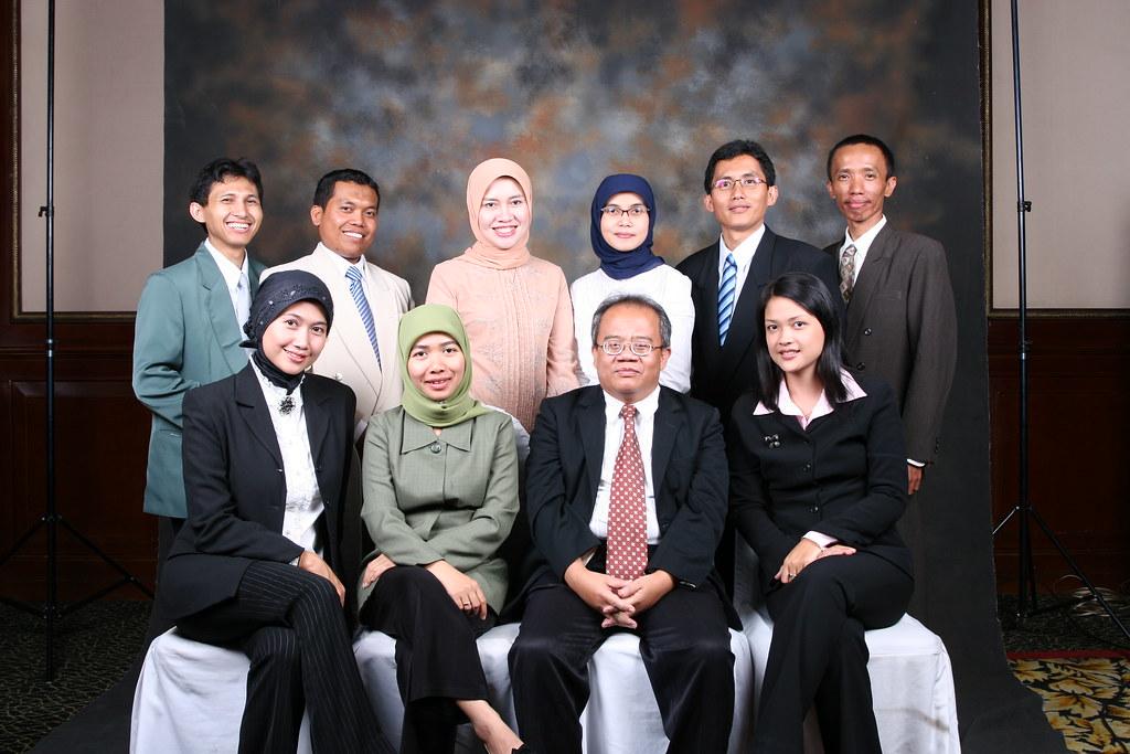 Beberapa staf pengajar STIKOM Bandung