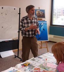 Children's Book Week Celebration with Artist M...