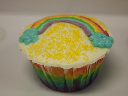 Singapore Lifestyle Blog, Cupcakes, Rainbow cupcakes, Food, Food blog, Shiberty, Shiberty's Sweets