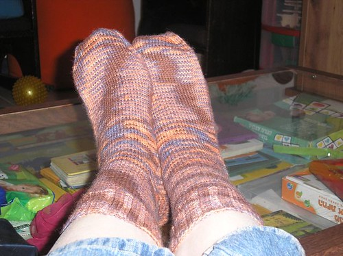 FO socks