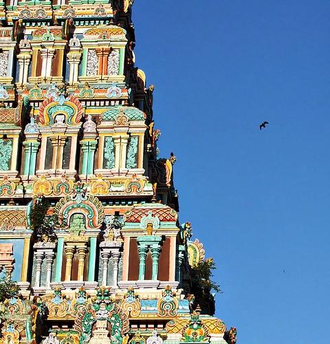 Gopuram - Chidambaram