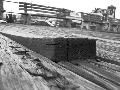 boardwalk.