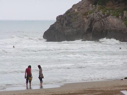 Mañana sin playa