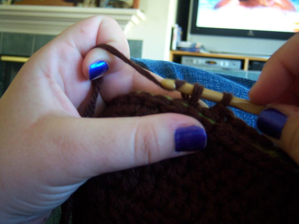 365-28 (Crocheting)