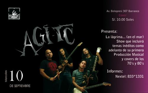 Afiche AGI TC