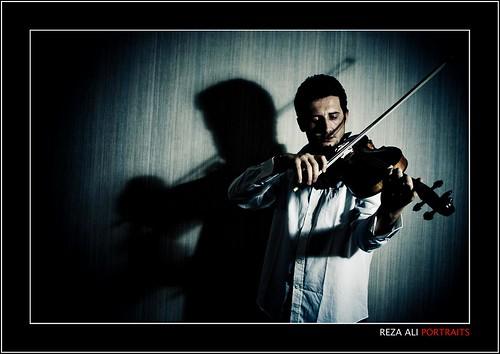 Dramatic Portraits - Altin Tafilaj